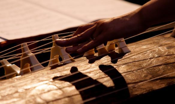 Concert de koto et de shamisen