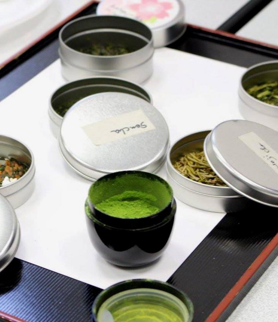 Les thés japonais et les saisons
