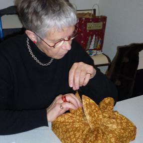 Furoshiki, le pliage tissu japonais