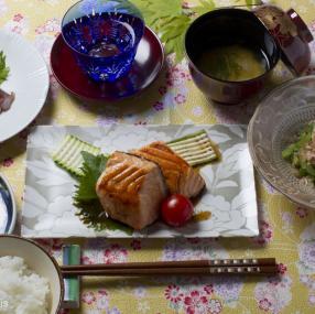 Menu japonais