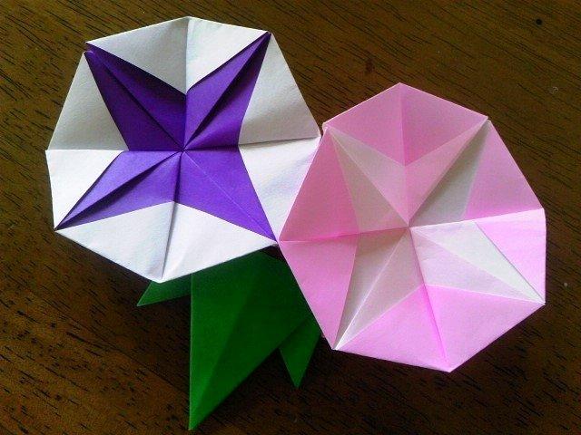 Origami, pliage du papier japonais