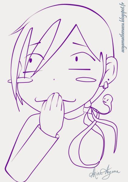 Cours individuel de manga